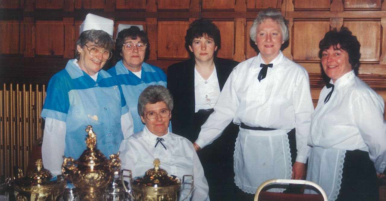 Harveys Catering: Our History: 1980s